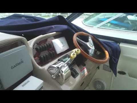 Sea Ray 360 Sundancer video
