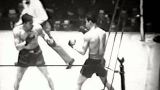 Joe Louis vs Nathan Mann