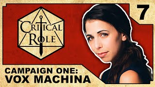 The Throne Room - Critical Role RPG Show: Episode 7