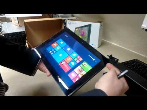 Dell Venue 10 Pro - Unboxing and Short Review