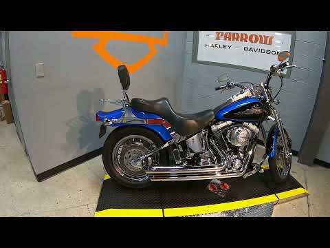 2004 Harley-Davidson Springer Softail FXSTS