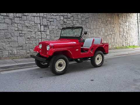 Video of '59 Jeep - PG9O