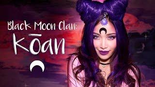 ☾ Sailor Moon: Kōan ✧ Black Moon Clan Collab