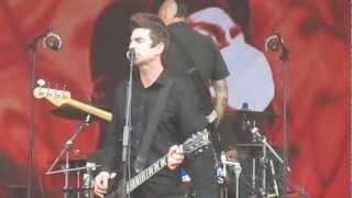 "Anti-Flag - ""Fuck Police Brutality (live)"""