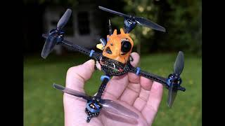 "146g 4"" DJI Digital HD Micro Quad 8 Minutes FreeStyle"