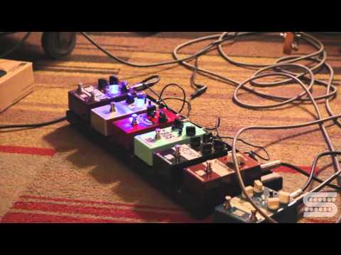 Collin Keemle Jams with Seymour Duncan Pedals