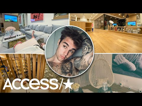 Justin Bieber Gives Intimate Tour Of $8.5M Beverly Hills Home Before Declaring 'I Wanna Sell'