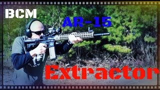 BCM AR-15 Extractor Spring Upgrade Installation & Review (HD)