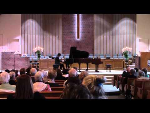 Bach-Busoni Chaconne