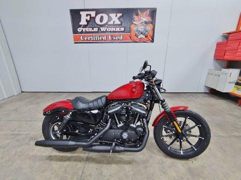 2019 Harley-Davidson Iron 883™ in Sandusky, Ohio - Video 1