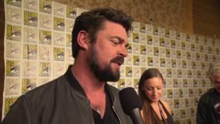 Thor: Ragnarok: Karl Urban Comic-Con 2017 Movie Interview