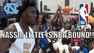 Nassir Little is NBA BOUND!! Official Senior Year Mixtape!