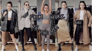 How To Style: Athleisure + LOOK BOOK