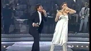 Senza fine   Gianni Morandi e Paola Cortellesi