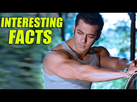 10 Interesting And Unknown Facts About Salman Khan