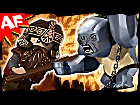 Vidéo LEGO Le Seigneur des Anneaux 9473 : Les mines de la Moria