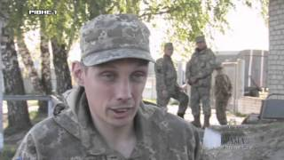 На рівненський полігон прибула 14 мехбригада з-під Донецька