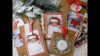 Handmade Holidays - Ten Minute Christmas Gifts /Gift Bags