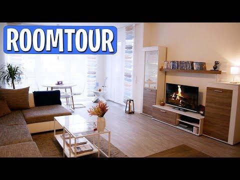 Roomtour! Wohnzimmer,Küche & Bad | 21.03.18 | Jessica