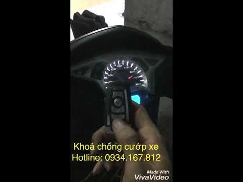 Lắp khoá chống trộm xe tại nhà uy tín tại thành phố hồ chí minh
