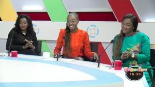 RUBRIQUE Invités : COMBE ET MANIOUKH dans Yeewu Leen du 03 Avril 2017