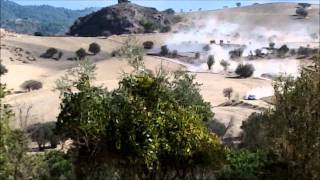 preview picture of video 'IRC 2011 Cyprus Rally - SS8 Anadiou'
