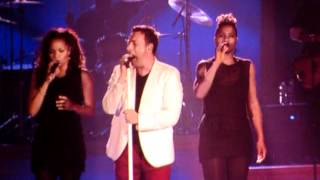Today I'm Gonna Try and Change the World Johnny Reid 15/5/2012