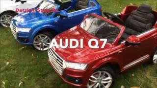 AUDI Q7 /elektro avto za otroke
