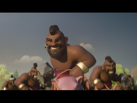 Clash of Clans Commercial (2015) (Television Commercial)