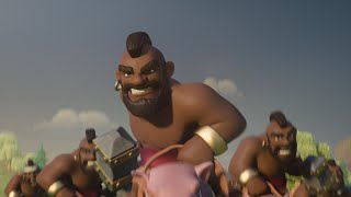 Clash Of Clans Ride Of The Hog Riders Official TV Commercial