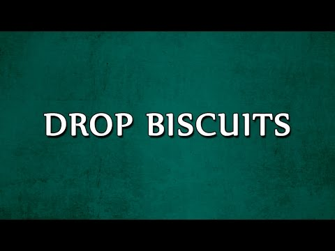 Drop Biscuits | RECIPES | EASY TO LEARN
