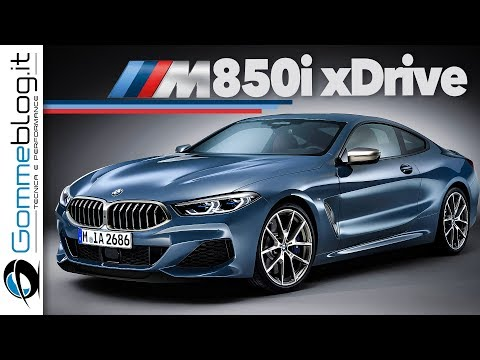 New BMW 8 Series (M850i) - The Best 2019 Luxury Coupe Car ?