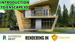 sketchup house design 6 ext int enscape 2 4 real time