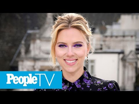 Scarlett Johansson Claims Her Remark Was 'Taken Out Of Context' | PeopleTV