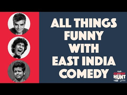 Comedy Hunt | All things Funny with EIC