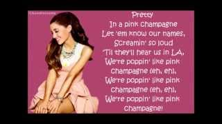 Pink Champagne - Ariana Grande (Studio Version with Lyrics)