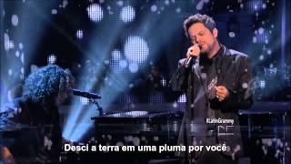 Alejandro Sanz - No me Compares (Live HD) Legendado em PT- BR