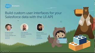 Build customer user interfaces with the UI API in Salesforce