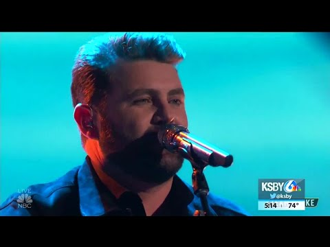 Orcutt's Pryor Baird To Honor Hometown As He Sings For Top 8 Spot On 'The Voice'