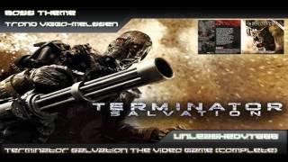 Terminator Salvation Game OST - Boss Theme