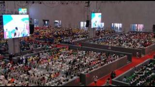 Video : China : The 2010 World Choir Games, ShaoXing 绍兴