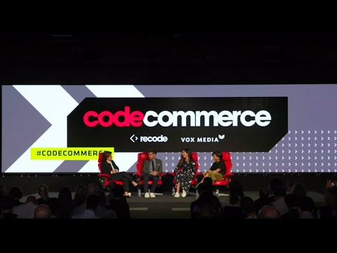 Away co-founder Jen Rubio and CEO Steph Korey | Full interview | Code Commerce 2019