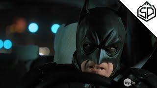 Бэтмен водит Убер #2   Семейные проблемы