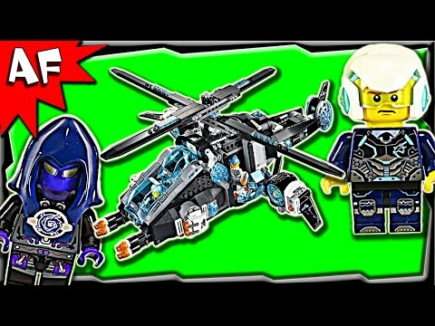 Vidéo LEGO Ultra Agents 70170 : UltraCopter contre AntiMatter