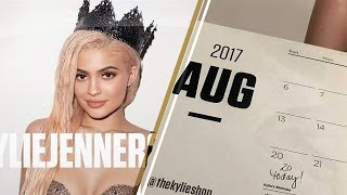 Kylie Jenners Sexy New Calendar Has A HUGE Mistake But NO Refunds