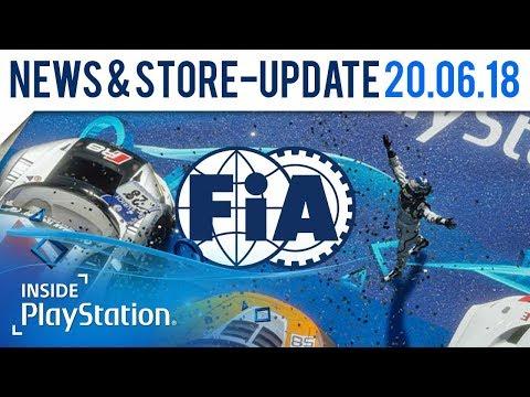 Die GT Sport FIA GT Championships starten! | PlayStation News & Store Update