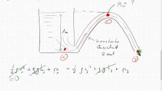 Strmungslehre in 12 minuten most popular videos satz von bernoulli in einer rohrkonstruktion ccuart Choice Image