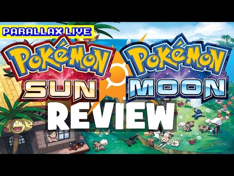 Pokemon Sun & Moon REVIEW (Nintendo 3DS) video thumbnail