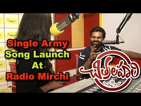 Sai Dharam Tej Launch 2nd Song At Radio Mirchi