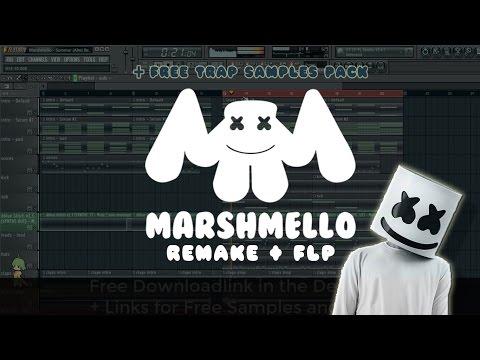 FL Studio Remake: Marshmello - Summer